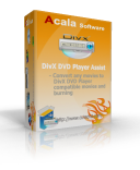 Acala DivX DVD Player Assist for tomp4.com icon